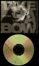 Madonna Take A Bow USA CD single snap pack