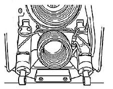 Volvo Penta Hydraulic Trim Tilt Cylinder Seal Rebuild/Repair Kit 290 DP SP A