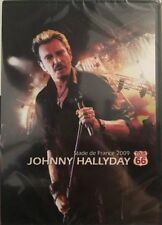 DVD JOHNNY HALLYDAY - Stade de France 2009 (tour 66)