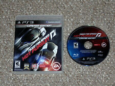 Need for Speed: Hot Pursuit - Limited Edition Sony PlayStation 3 PS3 Game & Case