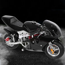 Mini Gas Power Pocket Bike Motorcycle 49CC 4-Stroke Ride on Toys with 11in tires