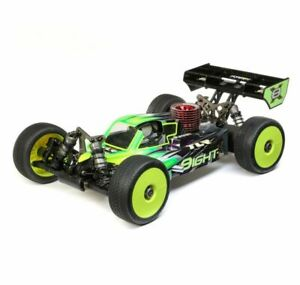 Losi TLR04007 8IGHT-X Race Kit: 1/8 4WD Nitro Buggy