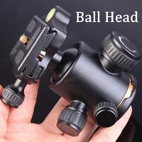 Universal Ball Head Quick Release Plate For Camera Tripod Photo Manfrotto Benro
