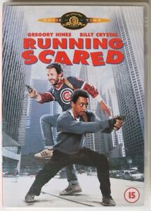 DVD R2 - Running Scared - Billy Crystal - Preowned