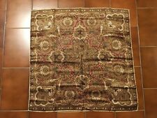 Foulard vintage in Silk Blend - cm. 77x77 ca.