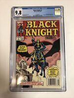 Black Knight (1990) # 1 (CGC 9.8 WP) | Rarer Newsstand edition MCU