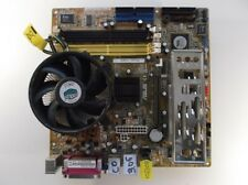 Asus P5VDC-TVM/S Socket 775 Motherboard With Celeron 2.80 GHz Cpu