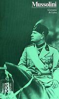 Mussolini, Benito: Mit Selbstzeugnissen und Bilddokument... | Buch | Zustand gut