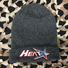 New Hk Army Houston Heat Tracer Beanie - Heather Grey