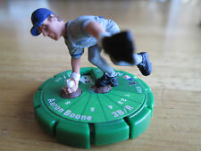 AARON BOONE 2004 TOPPS MLB SPORTSCLIX GAME PIECE NEW YORK YANKEES GREEN BASE 3B