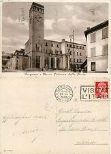 Bergamo - Palazzo delle Poste ANNO 1939 VIAGGIATA MILANO (S-L XX195)