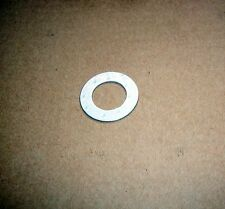 TWO STROKE BIG END CON ROD THRUST WASHERS SILVER PLATED 20X35X1 C204