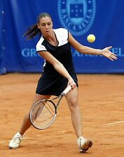 Flavia Pennetta Sexy Tennis Star in Action 8x10 Glossy Color Photo