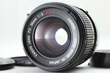 **EXC+++++** Canon FD 35mm f/2 SSC S.S.C. MF Wide Angle Lens FD/FL Mount #181