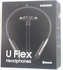 Broken Samsung U Flex Bluetooth Wireless In-Ear Neckband Headphone Black