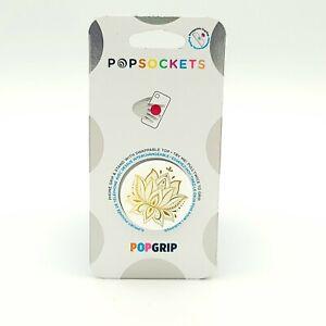 PopSockets PopGrip Cell Phone Grip & Stand - Golden Prana