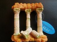 Roman Columns, Aquarium Fish Tank Ornament Decoration, FISH SAFE