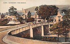 BR64414 rothbury the bridge  uk