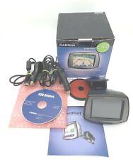 Garmin GPS Street Pilot C340 With Box. Tested