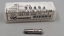 NAKANISHI COLLET CHC-3.175 DIA 3.175MM for NSK SPINDLE, DRILL, ROUTER, CNC, AXIS
