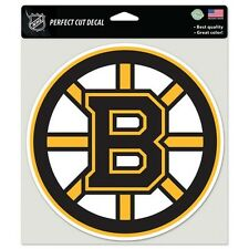Boston Bruins Car Window Decal 8 Perfect Cut Color