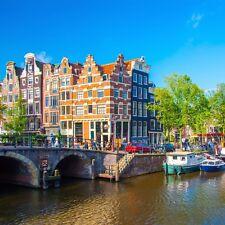 Amsterdam - 2 Tage Kurzurlaub für 2 Personen in der Hauptstadt der Niederlande
