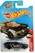 2017 Hot Wheels HW Rescue HW Pursuit Treasure Hunt #1/10 on month card