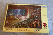 Pantomine Treat Unopened Jigsaw Big 250 Pieces
