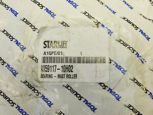 NI59117-10H02 Mast Roller Bearing for Nissan Starlift Parts Total Source NEW