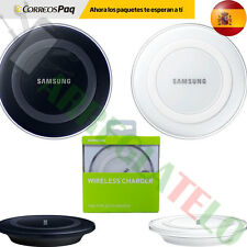 Cargador Original Inalambrico Samsung EP-PG920IB para Galaxy S6 S7 S8 Edge Plus