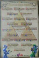 Zelda - Songs of the Ocarina- Poster-Laminated Available-91cm x 61cm-Brand New
