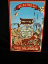 Nord contre sud tome 1, Jules Verne Edition Cremille Genève 1989