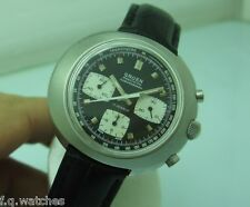 GRUEN CHRONOGRAPH Ref. 10903   44MM MECHANICAL CAL. VALJOUX 7736  WATCH  FOR MEN