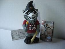 RASCAL Olympics USA Gmone SGA at Quad Cities Riverbandits & ticket 7/23/16