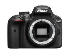 Spiegelreflexkamera Nikon D3400 GEHÄUSE body DSLR mit 24.2 MP NEUWARE