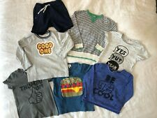SEED HERITAGE | Boys Size 5 Bundle | T-shirt | Shorts | Jumper