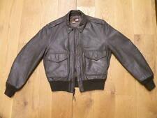 USAAF A-2 Goatskin Leather Flight Jacket by Flight Suits Ltd.