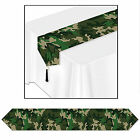 Printed Camo Table Runner