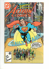 Action Comics #583 NM+ 9.6 DEATH LANA LANG, JIMMY OLSEN & KRYPTO! LAST SUPERMAN