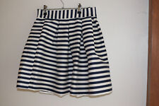 ASOS Size UK 6 Striped Skirt, Like New