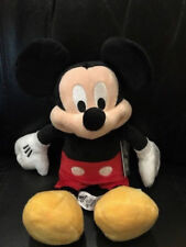 """Disney Authentic Mickey Mouse 12"""" inch Plush Doll Toy ~ Nwts ~ Ships Fast"""