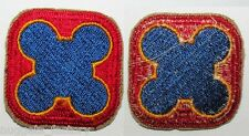 Patch original WWII USA Austrian Tactical Command ( 115 )