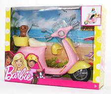 Mattel Barbie Roller, Barbie Motorroller