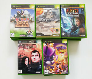 Original XBOX Games, Please Choose