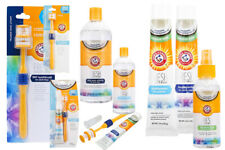 Arm & Hammer Fresh Spectrum Dog / Puppy Teeth Dental Care Toothpaste Toothbrush