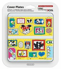 New Nintendo 3DS Disney Kisekae Plate Protector Cover No.074 F/S Collectible