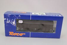 ZM102 ROCO 66381 train Ho wagon couvert marchandises SNCF 87843