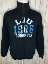LIU Brooklyn Youth Black Fleece Hoodie Basketball