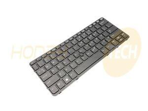 GENUINE HP ELITEBOOK 820 G1 KEYBOARD BACKLIT W/POINT STICK 730541-001 GRADE A