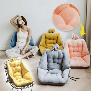Semi Enclosed One Seat Cushion for Office Dinning Chair Desk Seat Warm Comfort